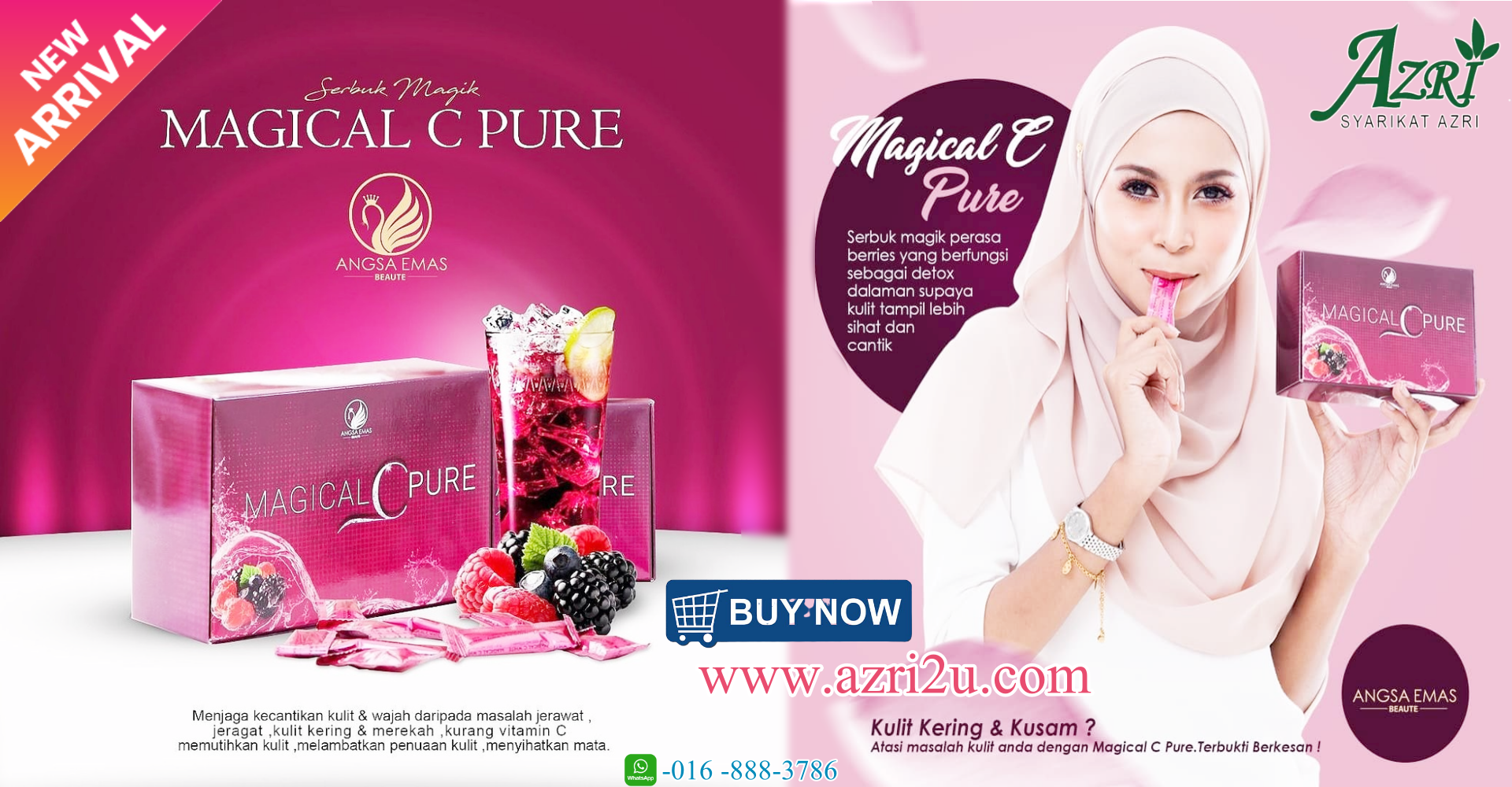 MAGIC C PURE
