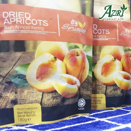 SC DRIED APRICOTS