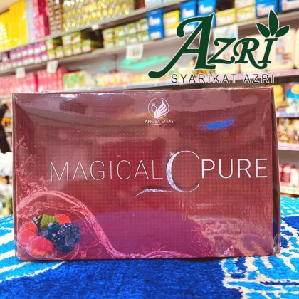 MAGICAL C PURE 15 sac