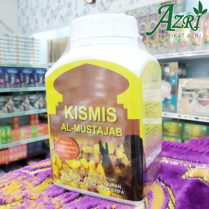 KISMIS AL-MUSTAJAB BOTOL 250gm