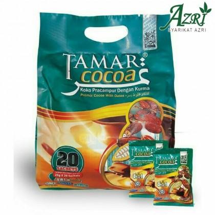 AL-HADDAD TAMAR COCOA 20 SACHET