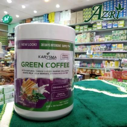KARYSMA GREEN COFFEE BOTTLE
