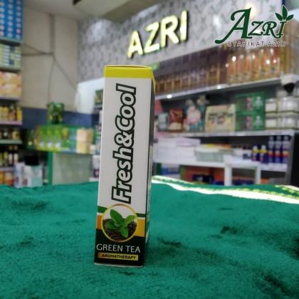 FARI HERBS AROMATHERAPY ROLL ON GREEN TEA