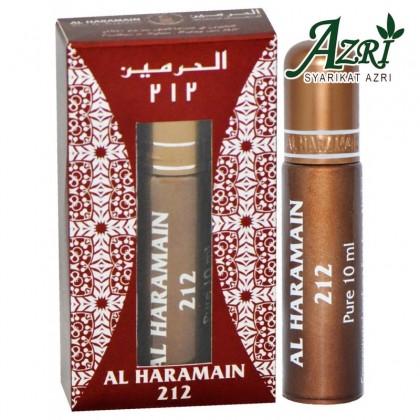 Al Haramain 212 Minyak Attar 10ml