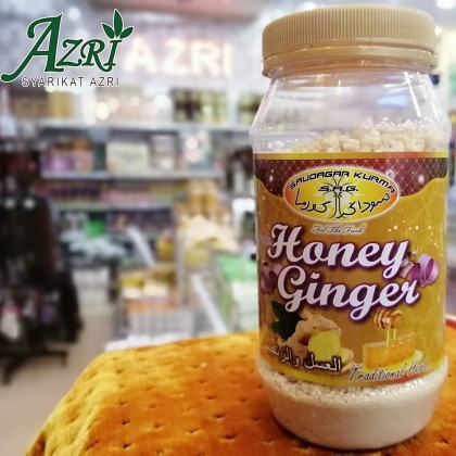 SAG HONEY GINGER POWDER