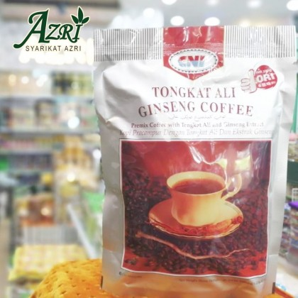 CNI TONGKAT ALI COFFEE PACKET