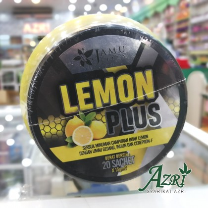 LEMON PLUS JAMU JELITA