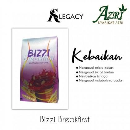 AS LEGACY BIZZI BREAKFIRST