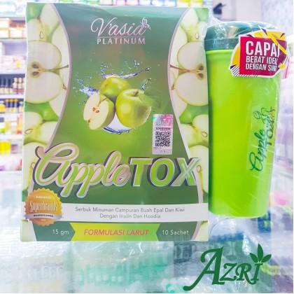 VASIA PLATINUM APPLE TOX + FREE SHAKER