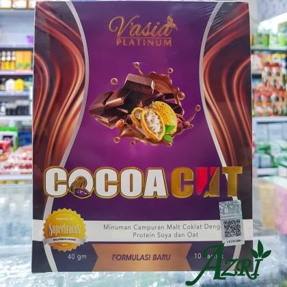 VASIA PLATINUM COCOA CUT