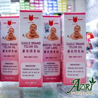 MINYAK TELON CAP LANG 60 ml