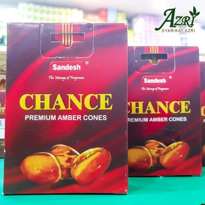 SANDESH INCENSE CONE CHANCE