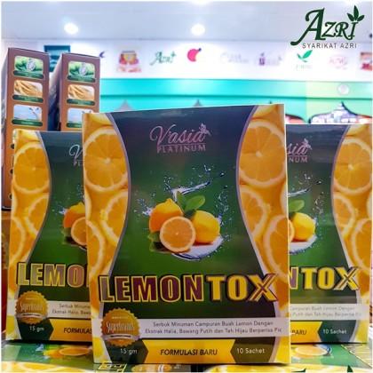 VASIA PLATINUM LEMON TOX