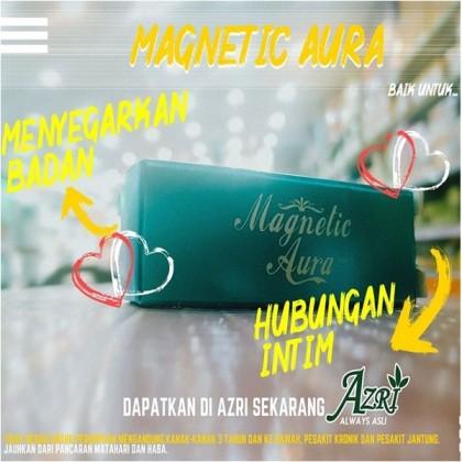 MINYAK MAGNETIC AURA